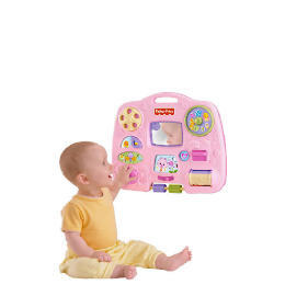 Fisher-Price Pink Activity Centre Reviews