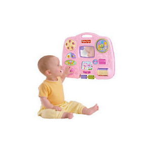 Photo of Fisher-Price Pink Activity Centre Toy