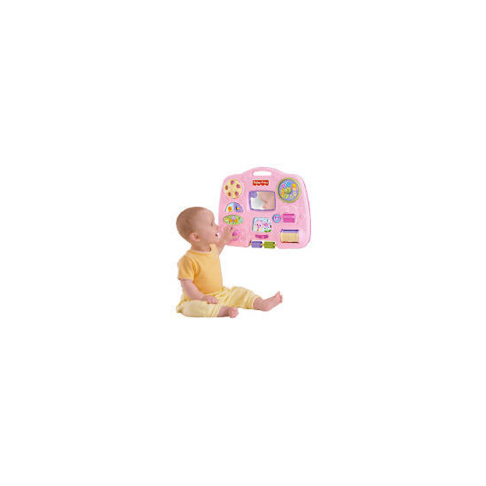 Fisher-Price Pink Activity Centre