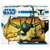 Photo of Star Wars Clone Wars Starfighter Vehicle Toy