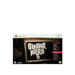 Guitar Hero 5 - Guitar Bundle (Xbox 360) Reviews