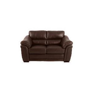 Photo of Avignon Leather Sofa, Chocolate Furniture