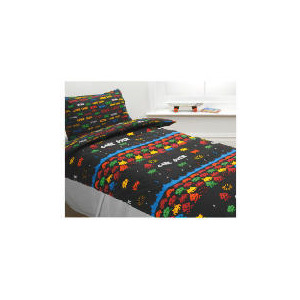 Photo of Tesco Kids Game Over Duvet Bed Linen