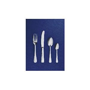 Photo of Monogram 24 Piece Bead Cutlery Set Dinnerware