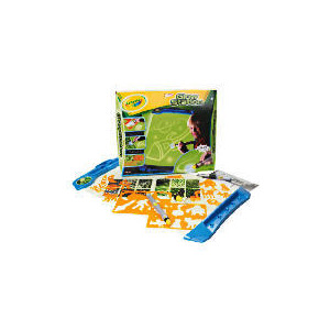 Photo of Crayola Glow Station Toy