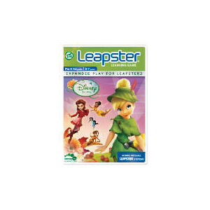 Photo of Leapfrog Leapster Disney Fairies Software Toy