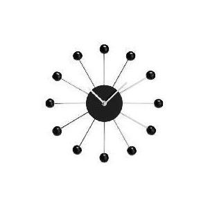 Photo of Acctim Black Spoke Clock Clock