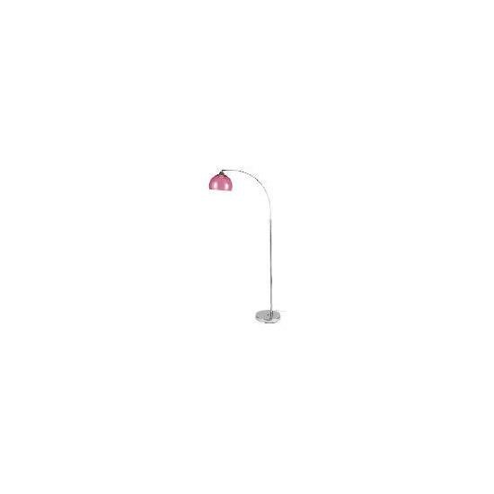 Tesco Bobble Floor Lamp, Plum