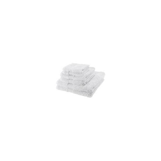 Egyptian Cotton Towel Bale White