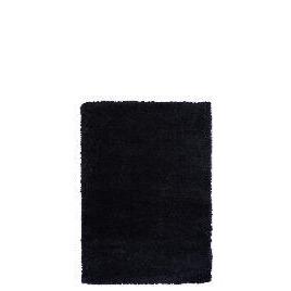 Tesco Luxury Shaggy Midnight Blue Rug 120x170cm Reviews