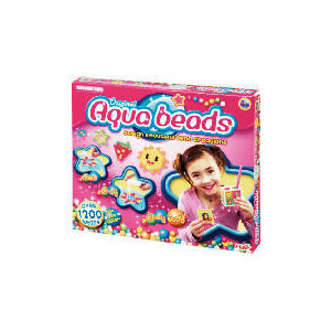 Photo of Aqua Beads Deluxe Set & Bonus Refill Toy