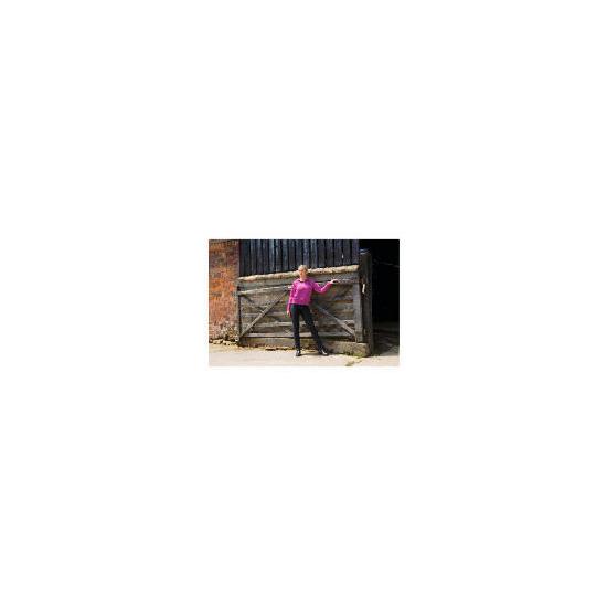Tottie Amelia Jodhpur Black / Pink Size Large