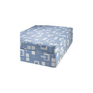 Photo of Tesco Value Double Non Storage Divan Set Bedding