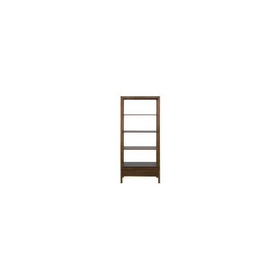 Hanoi Bookcase, Walnut effect