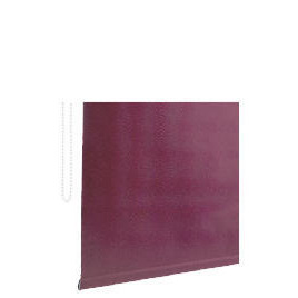 Thermal Blackout Blind 180cm Plum Reviews