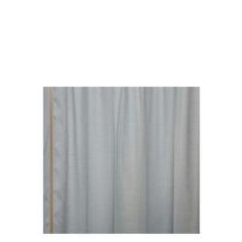 Tesco Faux Silk Curtain 168x183cm, Aqua Reviews