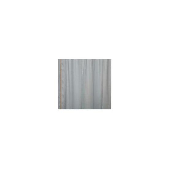 Tesco Faux Silk Curtain 168x183cm, Aqua