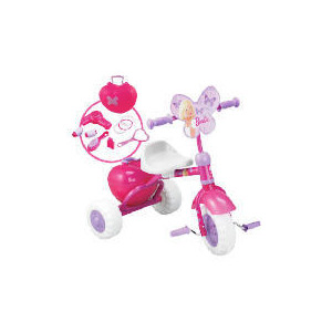 "Photo of Barbie Beauty Secrets 10"" Bike Toy"