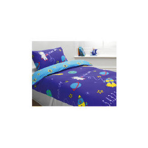 Photo of Tesco Kids Space Adventure Duvet Bed Linen
