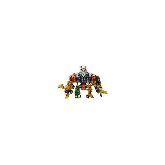 Transformers Movie 2 Supreme Combiners