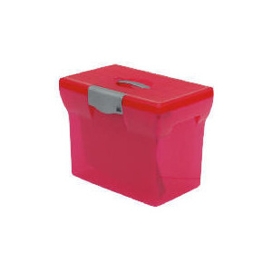 Photo of Freestyle File Box Pink Household Storage