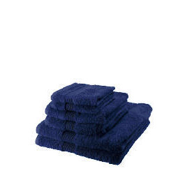 Egyptian Cotton Towel Bale Navy Reviews