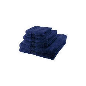 Photo of Egyptian Cotton Towel Bale Navy Towel