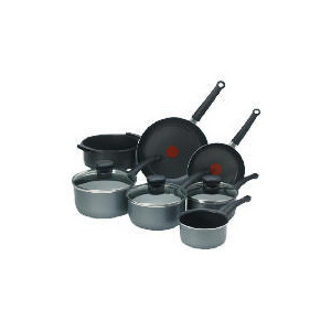 Photo of Tefal Supra 7 Piece Pan Set Cookware