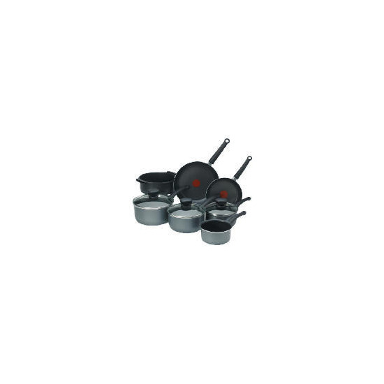 Tefal Supra 7 Piece Pan Set