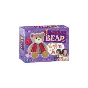 Photo of John Adams Make A Bear Toy