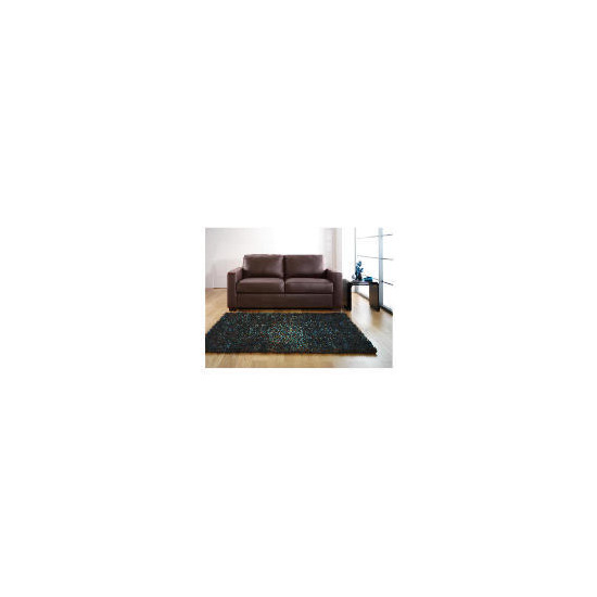 Colorado Leather Sofabed, Brown