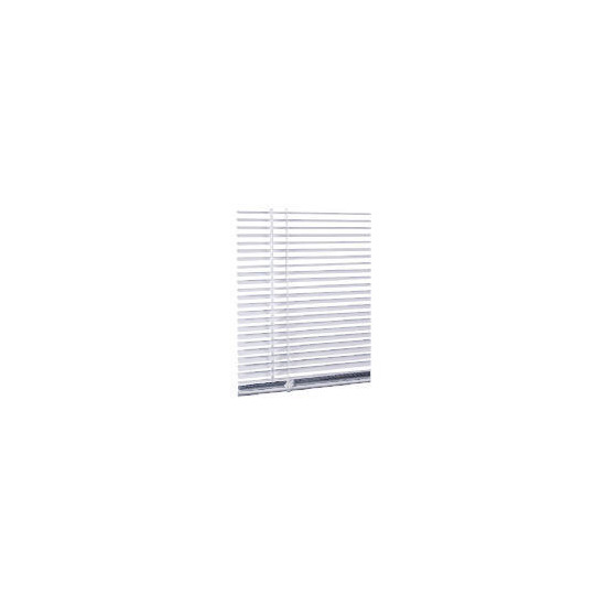 Aluminium Venetian Blind 120cm, White