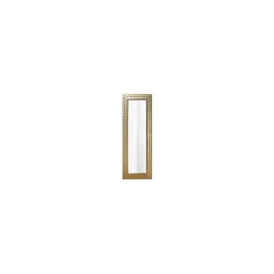 Latina Gold Mirror 132x45cm