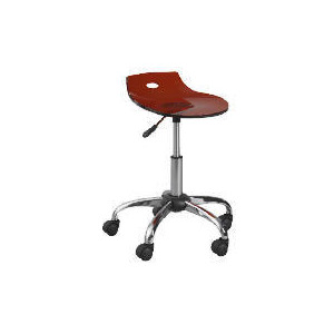 Photo of Tilt Stool, Red Furniture