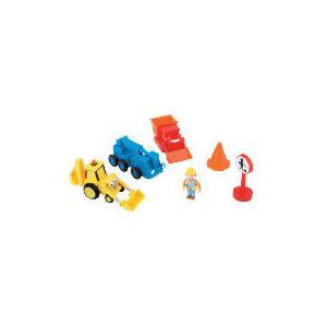 Photo of Bob The Builder 3 Vehicle Set Toy