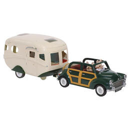 Sylvanian Familes Car & Caravan Set Reviews