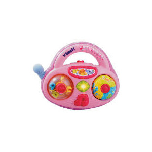Photo of VTECH Pink Soft Singing Radio Toy