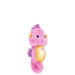 Fisher Price Ocean Wonders Sooth & Glow Seahorse Pink Reviews