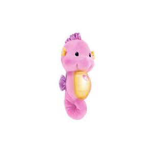 Photo of Fisher Price Ocean Wonders Sooth & Glow Seahorse Pink Toy