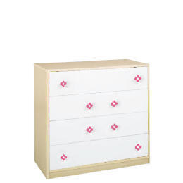 Seesaw 4 Drawer Chest Reviews