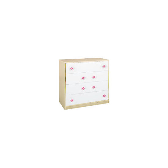 Seesaw 4 Drawer Chest