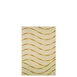 Tesco Ultra Flatweave Waves Rug Natural 120x170cm Reviews