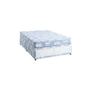 Photo of Tesco Value King Sllidestore Divan Set Bedding