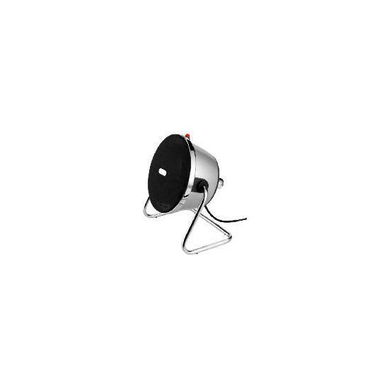 DeLonghi HVR9033 Retro 3kW Upright Fan Heater