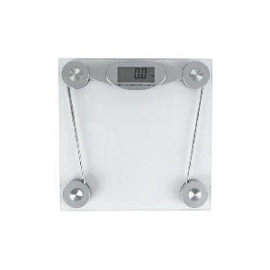 Photo of Tesco Glass Digital Scale, Square Scale
