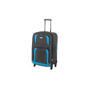 Photo of Constellation 4 Wheel Charcoal Trolley Case Medium Luggage