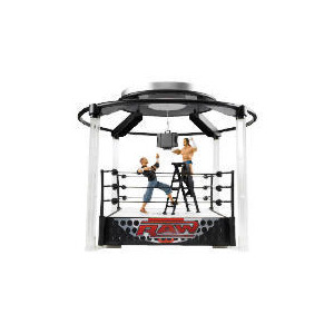 Photo of WWE Money In The Bank Deluxe Cage Toy
