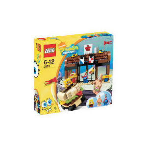 Photo of Lego Spongebob Krusty Krab Adventures Toy