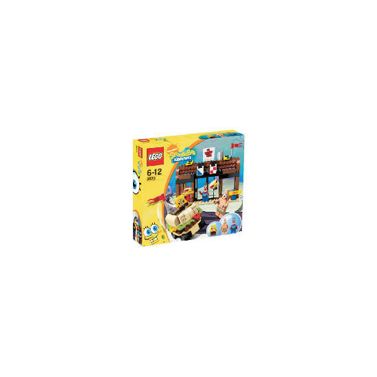 Lego Spongebob Krusty Krab Adventures Reviews Compare Prices And