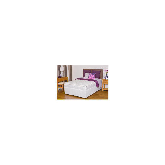 Silentnight Miracoil 3-Zone Supreme Minnesota Super King Non Storage Divan Set